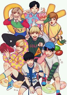 Fan art · mark jackson, jackson, jackson wang, mark just right, just right Yugyeom, Youngjae, Mark Just Right, Just Right Got7, Fanart Kpop, Got7 Fanart, Wang Jackson, Got7 Jackson, Jaebum