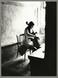 cello artist...I miss those days