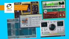 Music Software, Studio Software, Logic Pro, Signal Processing, Ableton Live, Audio In, Sound Design, Electronic Music, Abandoned