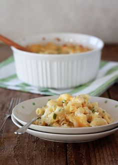 Jalapeno Mac and Cheese
