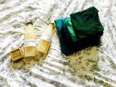zelf wasmiddel maken (voor gekleurde en witte was)