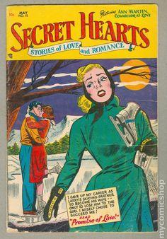 Secret Hearts (1949) #15 VG | eBay