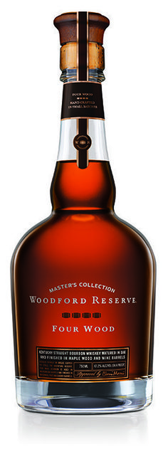 """""""Woodford Reserve Releases Limited Edition 'Four Wood' Bourbon . obviously not a Scotch, but a fabulous sipping Bourbon. I highly recommend it. Cigars And Whiskey, Scotch Whiskey, Bourbon Whiskey, Whiskey Bottle, Tequila, Vodka, Wine And Liquor, Liquor Bottles, Woodford Reserve"""