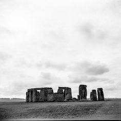 #Analogue, #Stonehenge – a prehistoric monument in Wiltshire à la Zeiss Ikon Nettar 517, #ZeissIkonNettar, #ZeissIkonnettar517