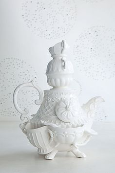 teapot from anthropologie