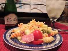 Kathiey's World: Recipe Review Pasta Salad from Allrecipes Magazine