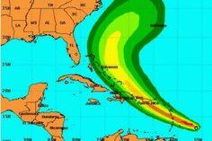 Oeste al instante: Bertha y Vaguada incrementaran lluvia desde hoy y ...