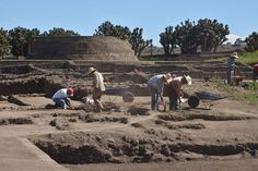 Evidence of pulque god found in Tlaxcala. Skeleton found in cistern, along with infant that showed signs of being cooked -The Zultépec-Tecoaque archaeological zone in Tlaxcala keeps surprising archaeologists with its formerly hidden secrets and treasures.