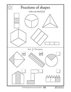 4th grade Math Worksheets: Relating fractions to decimals