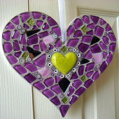 Heart Mosaic.