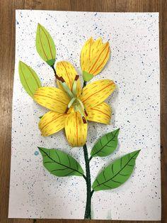 Image gallery – Page 495607133990741023 – Artofit Spring Art, Summer Art, Spring Crafts, Mothers Day Crafts For Kids, Kids Crafts, Painting For Kids, Art For Kids, Paper Flowers For Kids, Paper Art