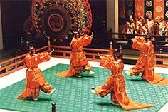 Gagaku (Japanese Imperial Court Music and Dance) - The Imperial Household Agency