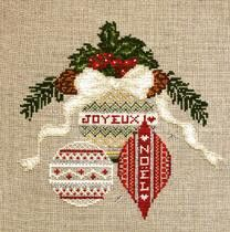 Noel 2008 | The French Needle | French Needlework Kits, Cross Stitch, Embroidery, Sophie Digard