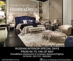 Home & deco - красота и гармония окружающих вас вещей