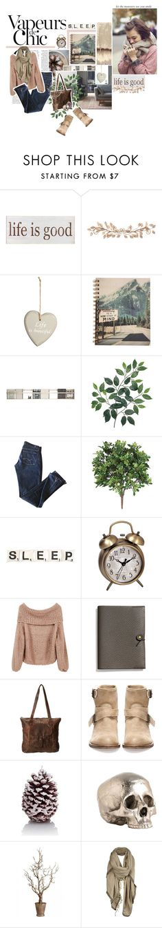 """""""It's been a long time coming"""" by skybluchik89 ❤ liked on Polyvore featuring WALL, Foxy Potato, 7 For All Mankind, French Laundry Home, Pier 1 Imports, Coach, Patricia Nash, Pull&Bear, Marks & Spencer and Arteriors"""