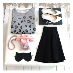 Just a cute outfit!