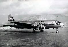 TAE Greek National Airlines Douglas C-54E-15-DO Skymaster (DC-4) [SX-DAC]