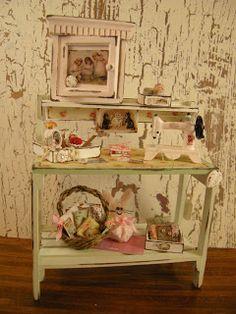 Little Bear Paw's Nursery