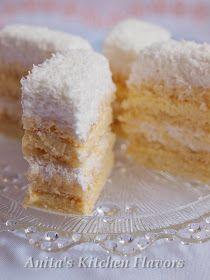 Kitchen Flavors: Prajitura Rafaello Krispie Treats, Rice Krispies, An Nou Fericit, Vanilla Cake, Sugar, Desserts, Kitchen, Food, Birthday