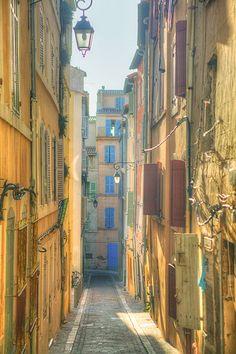 Street scenes, Marseille - France