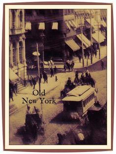 https://flic.kr/p/hVL4nU | Luigi Speranza -- Old New York