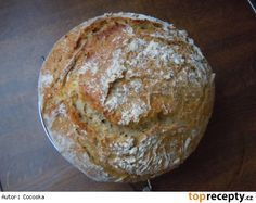 Domácí kmínový chleba