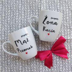 Kubki na Ślub #pomysl #prezent #kubek #kubki #gift #giftidea #wedding #zona #maz #komodapomyslow