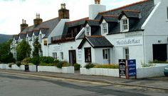 With great value accommodation, The Ceilidh Bunkhouse in Ullapool on the West Coast of Scotland, which has ferries to the Outer Hebrides. North Scotland, West Coast Scotland, Coffee Room, Outer Hebrides, Hostel, Scenery, Sweet Home, Barn, Mansions