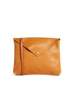 Pieces Filina Leather X Body Bag