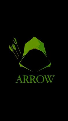 'Arrow' Classic T-Shirt by Jacob Khaov Green Arrow Comics, Arrow Dc Comics, Marvel Dc Comics, Stephen Amell, Arrow Serie, Arrow Tv Series, Green Arrow Logo, The Green Arrow, Oliver Queen Arrow