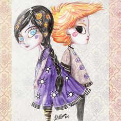 """""""Duetto"""" * LiliOum 2012"""