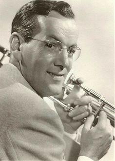Glenn Miller - Big Band leader and popular musician of the Swing Era.