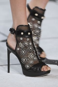 If only I could wear these...Jason Wu Spring 2013 New York Fashion Week