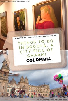Things to do in Bogota, a city full of charm in Colombia Cities In South America, Stuff To Do, Things To Do, Just Dream, Plan Your Trip, Adventure Travel, Places To See, Highlights, Destinations