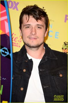 josh hutcherson teen choice awards 2015 04