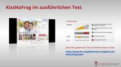 http://www.ihr-singleboersen-vergleich.de/kissnofrog-test/ KissNoFrog - flirten, chatten und verlieben! Interaktives Kennenlernen durch die Live-Dating-Plattform!