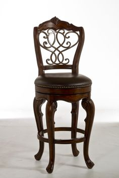 Wood Stools Burrell Swivel Counter Stool by Hillsdale  sc 1 st  Pinterest & Tuscan Bar Stool | Bar Stools/Counter Stools | Inessa Stewartu0027s ... islam-shia.org
