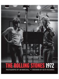 The Rolling Stones 1972 by Chronicle Books at Gilt