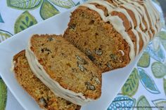 Butternut Pecan Loaf Cake from The 21st Century Housewife