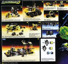 lego space set 1991