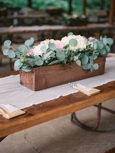 Photography: Laura Nelson Photography  Read More: http://www.stylemepretty.com/2013/12/30/diy-oregon-wedding-at-camp-lane/