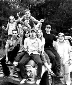 Walking Dead Cast Season 1 Candid - Fangirl - The Walking Dead