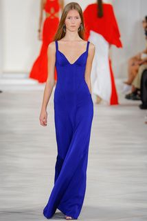 Ralph Lauren коллекция   Коллекции весна-лето 2016   Нью-Йорк   VOGUE