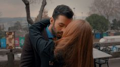 Love Kiss, My Love, Rosemary Beach Florida, Romantic Gif, Elcin Sangu, Korean Couple, Aesthetic Boy, Film Music Books, Turkish Actors