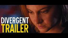 DIVERGENT - Trailer #1 (Official) 2014. This actually looks like it will follow the book...can't wait!!!