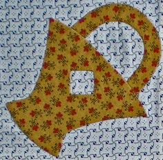 Applique Templates - Instructions How To Do Invisible Machine Applique