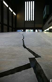 Doris Salcedo, Turbine Hall