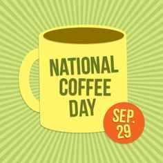 National Coffee Day is next Tuesday, September 29. These tips could help you save on your daily caffeine fix:  Brewing coffee at home can save you roughly $1,000 annually.  If you plan to purchase your morning brew, BYO mug! Many coffee chains offer a small discount if you bring your own tumbler which can add up over time.  Create your own iced #latte for half the price by ordering three shots of #espresso over ice and adding your own milk.  Turn leftover coffee into ice cube