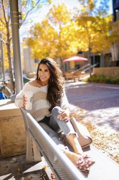 Cozy Morning In Aspen Emily Ann Gemma, Something Navy, Gucci Watch, Nordstrom Anniversary Sale, Louis Vuitton Neverfull, Sport, High Waist Jeans, Fall Outfits, Winter