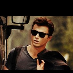 Kenny Wormald from Footloose....
